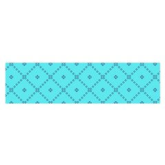 Pattern Background Texture Satin Scarf (oblong)