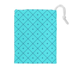 Pattern Background Texture Drawstring Pouches (extra Large)
