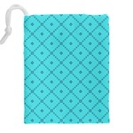 Pattern Background Texture Drawstring Pouches (XXL) Back