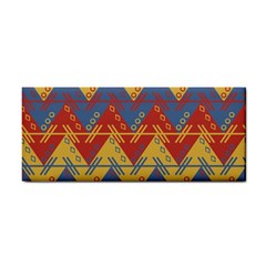 Aztec South American Pattern Zig Cosmetic Storage Cases