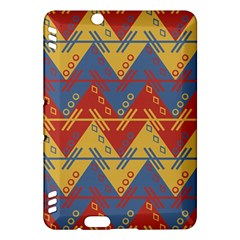 Aztec South American Pattern Zig Kindle Fire Hdx Hardshell Case