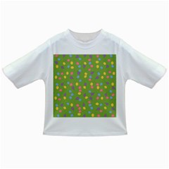Balloon Grass Party Green Purple Infant/toddler T Shirts