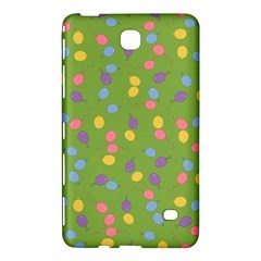 Balloon Grass Party Green Purple Samsung Galaxy Tab 4 (7 ) Hardshell Case