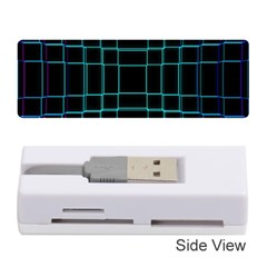 Abstract Adobe Photoshop Background Beautiful Memory Card Reader (stick)