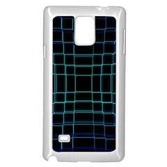Abstract Adobe Photoshop Background Beautiful Samsung Galaxy Note 4 Case (white)
