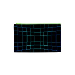 Abstract Adobe Photoshop Background Beautiful Cosmetic Bag (xs)