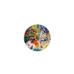 Multicolor Anime Colors Colorful 1  Mini Magnets