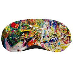 Multicolor Anime Colors Colorful Sleeping Masks