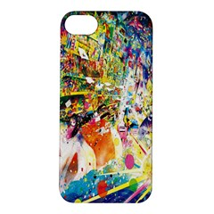 Multicolor Anime Colors Colorful Apple Iphone 5s/ Se Hardshell Case