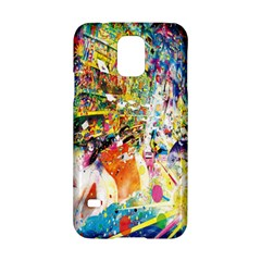 Multicolor Anime Colors Colorful Samsung Galaxy S5 Hardshell Case