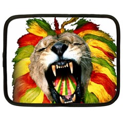Reggae Lion Netbook Case (xl)