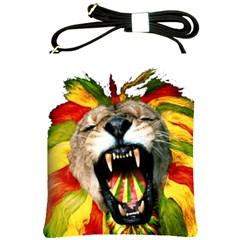 Reggae Lion Shoulder Sling Bags