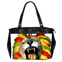 Reggae Lion Office Handbags (2 Sides)