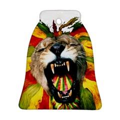 Reggae Lion Ornament (bell)