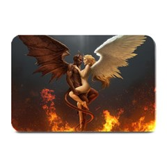 Angels Wings Curious Hell Heaven Plate Mats