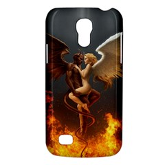 Angels Wings Curious Hell Heaven Galaxy S4 Mini
