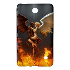 Angels Wings Curious Hell Heaven Samsung Galaxy Tab 4 (7 ) Hardshell Case