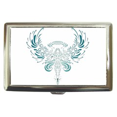 Angel Tribal Art Cigarette Money Cases