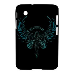 Angel Tribal Art Samsung Galaxy Tab 2 (7 ) P3100 Hardshell Case