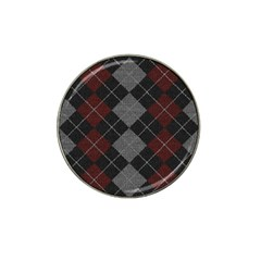 Wool Texture With Great Pattern Hat Clip Ball Marker