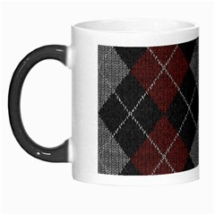 Wool Texture With Great Pattern Morph Mugs