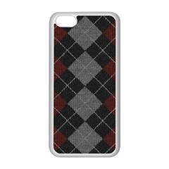 Wool Texture With Great Pattern Apple Iphone 5c Seamless Case (white)