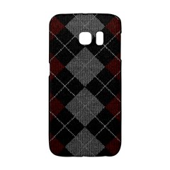 Wool Texture With Great Pattern Galaxy S6 Edge
