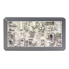 White Technology Circuit Board Electronic Computer Memory Card Reader (mini)