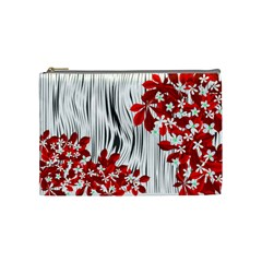 Flower Cosmetic Bag (medium)