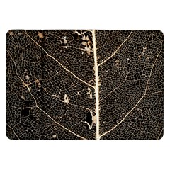Vein Skeleton Of Leaf Samsung Galaxy Tab 8 9  P7300 Flip Case
