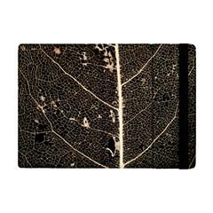 Vein Skeleton Of Leaf Ipad Mini 2 Flip Cases