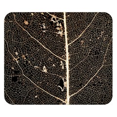 Vein Skeleton Of Leaf Double Sided Flano Blanket (small)
