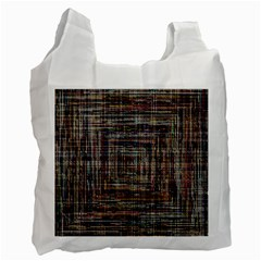 Unique Pattern Recycle Bag (two Side)
