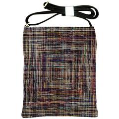 Unique Pattern Shoulder Sling Bags