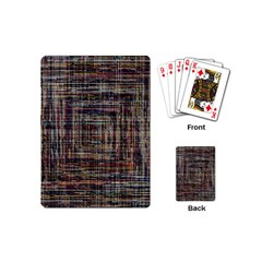 Unique Pattern Playing Cards (mini)