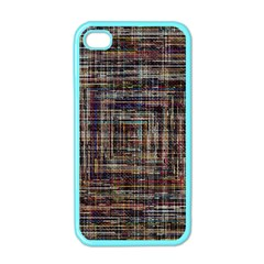 Unique Pattern Apple Iphone 4 Case (color)