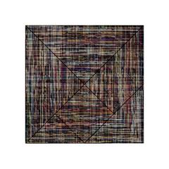 Unique Pattern Acrylic Tangram Puzzle (4  X 4 )