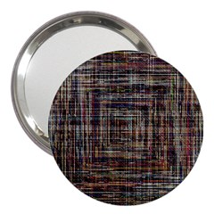 Unique Pattern 3  Handbag Mirrors