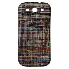 Unique Pattern Samsung Galaxy S3 S Iii Classic Hardshell Back Case