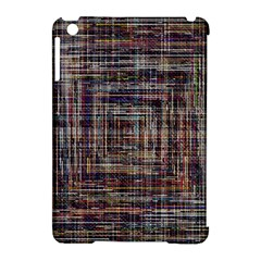 Unique Pattern Apple Ipad Mini Hardshell Case (compatible With Smart Cover)