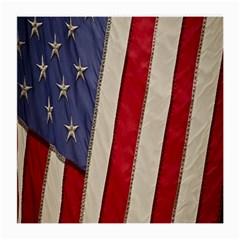Usa Flag Medium Glasses Cloth
