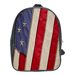 Usa Flag School Bags(large)