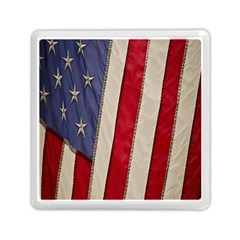 Usa Flag Memory Card Reader (square)