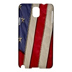 Usa Flag Samsung Galaxy Note 3 N9005 Hardshell Case