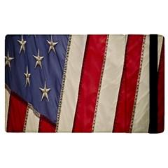 Usa Flag Apple Ipad Pro 12 9   Flip Case
