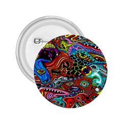 Vector Art Pattern 2 25  Buttons