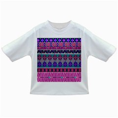 Tribal Seamless Aztec Pattern Infant/toddler T Shirts