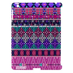 Tribal Seamless Aztec Pattern Apple Ipad 3/4 Hardshell Case (compatible With Smart Cover)