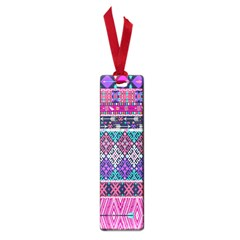 Tribal Seamless Aztec Pattern Small Book Marks