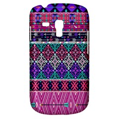 Tribal Seamless Aztec Pattern Galaxy S3 Mini